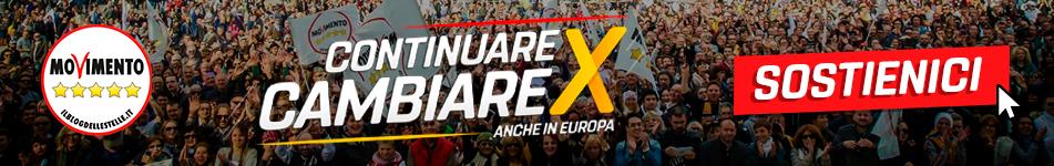 Banner Campagna Elezioni Europee 2019